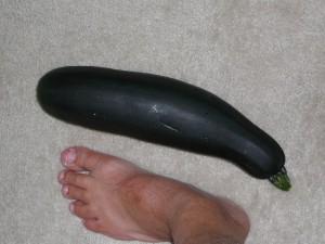 dad's zucchini